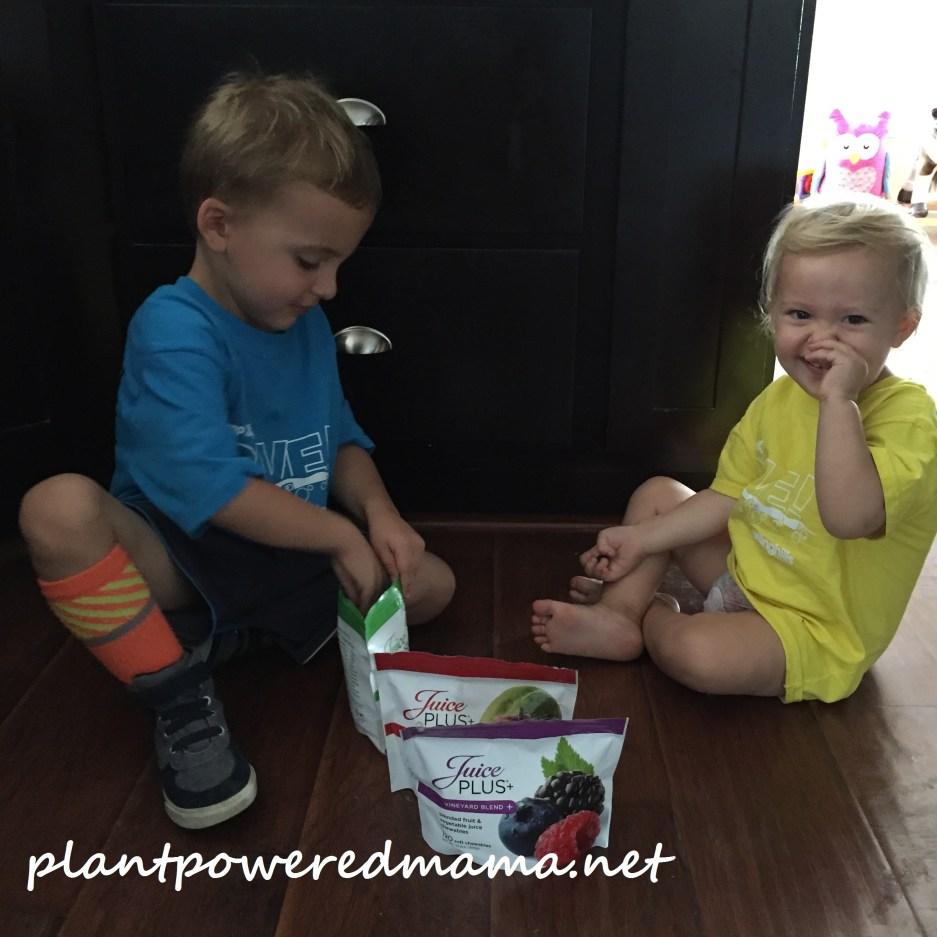 Why we chose Juice Plus+