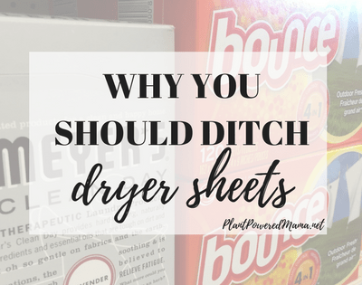 Why You Should Ditch Dryer Sheets