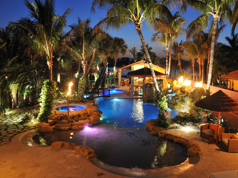 Landscape Lighting Installers Near Miami Fl Plant