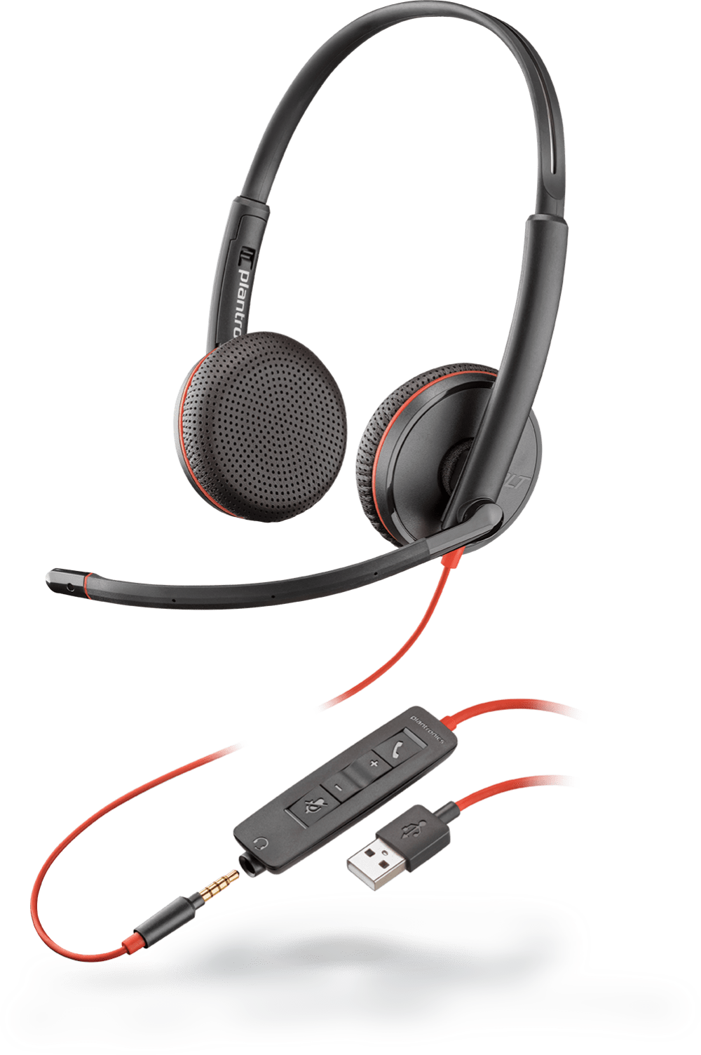 medium resolution of blackwire 3200 series offers professional sound in a durable portable and comfortable design making them a no compromise budget friendly solution for