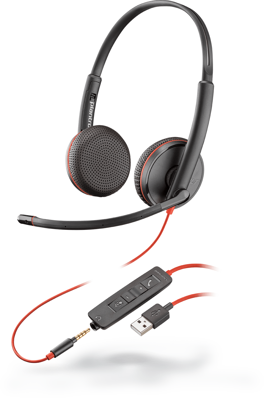 hight resolution of blackwire 3200 series offers professional sound in a durable portable and comfortable design making them a no compromise budget friendly solution for