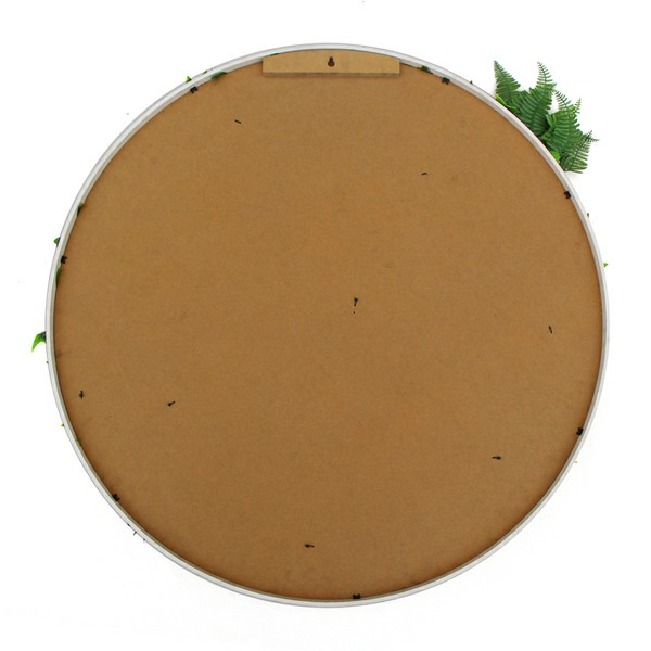back of Artificial Garden Wall Disk