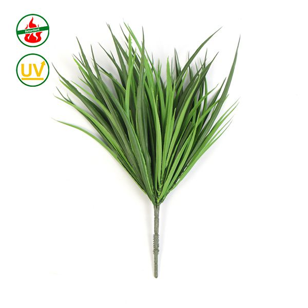 Artificial grass bushes uv rated