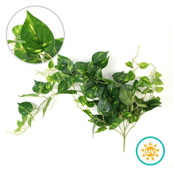 artificial hanging ivy plant for decoration