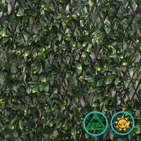 artificial lattice with PE Foliage