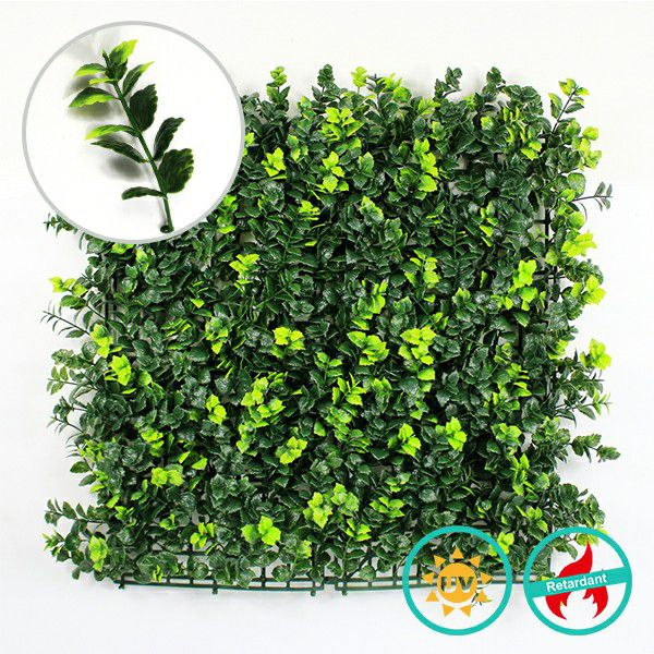 artificial living hedges fence screen