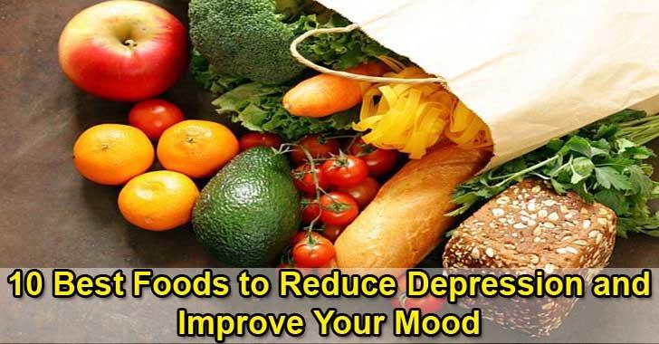 Los 10 mejores alimentos para reducir la depresión y mejorar tu estado de ánimo