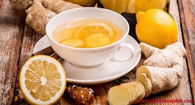 """té de jengibre """"ancho ="""" 650 """"altura ="""" 350 """"srcset ="""" https://i0.wp.com/www.plantshospital.com/wp-content/uploads/2019/10/ginger-tea.jpg?w=1140&ssl=1 650w, https: // www. plantshospital.com/wp-content/uploads/2019/10/ginger-tea-300x162.jpg 300w """"tamaños ="""" (ancho máximo: 650px) 100vw, 650px """"></p> <h3>2. Té de jengibre</h3> <p>El jengibre es uno de los tés de hierbas que agrego a mi cocina cuando se trata de otoño e invierno. También es un gran remedio natural en caso de un resfriado. Es grandioso de nuevo, especialmente si experimentas náuseas por causas como el alta.</p> <div class="""