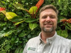 Seth Stottlemyer of Oasis Gardenscapes, Sarasota, Florida.