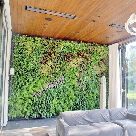 Florafelt Vertical Garden by Chris Bribach Beverly Hills