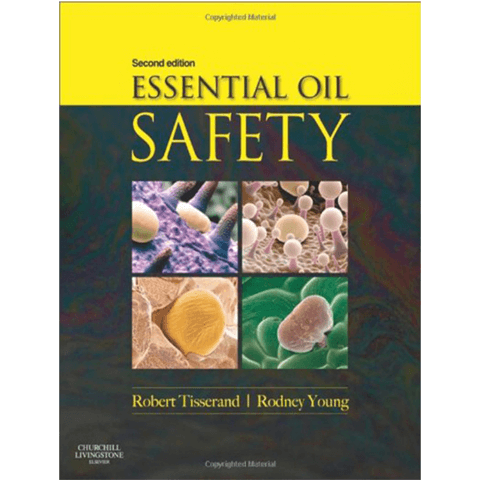 Essential Oil Safety Book