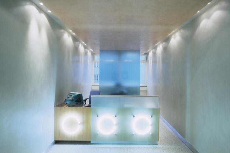 A10 – Umbau eines Bürogebäudes für einen Verlag