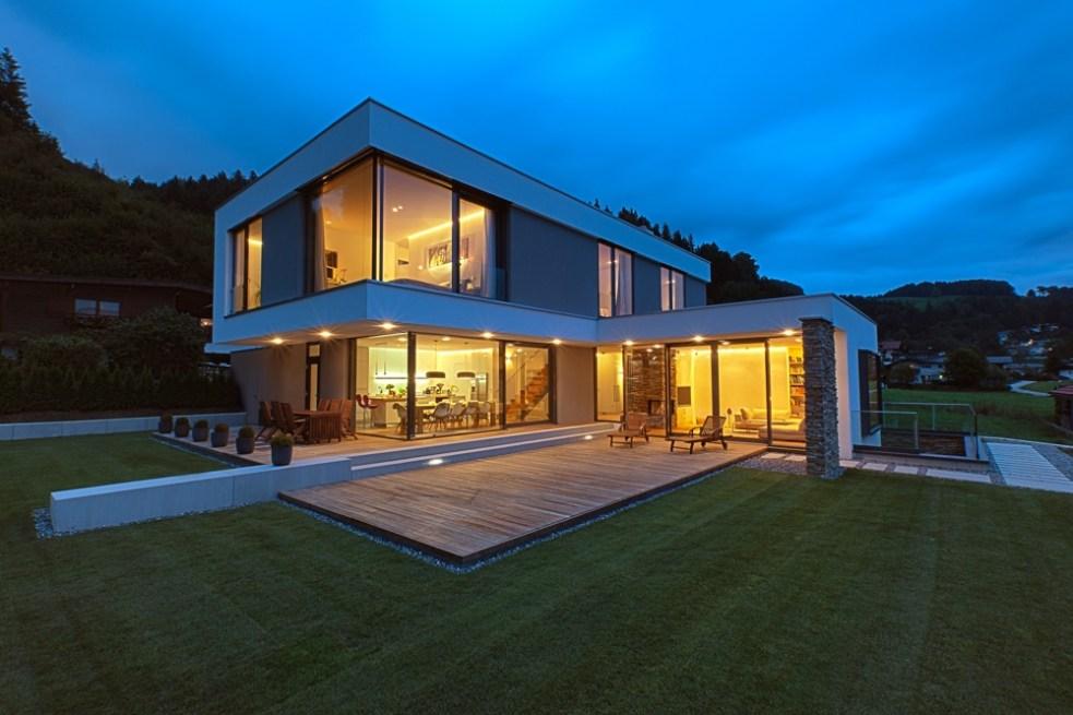 BB - Neubau eines Niedrigstenergie Einfamilienhauses