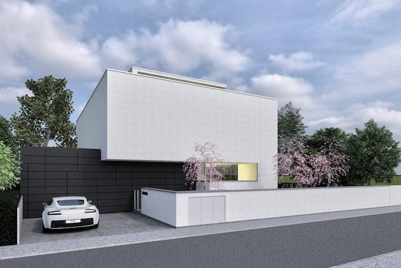 S49 – Neubau eines Niedrigenergie Einfamilienhauses