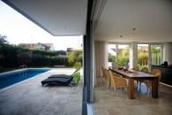 H24 – Neubau eines Niedrigenergie Einfamilienhauses mit Pool