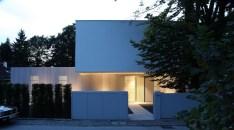 OH2 – Neubau eines Wohnhauses mit Wellnessbereich und Tiefgarage