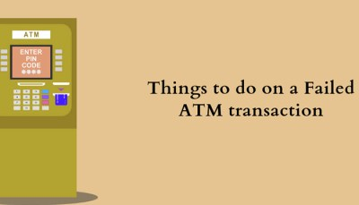 Failed ATM Transaction but Amount Deducted/Debited