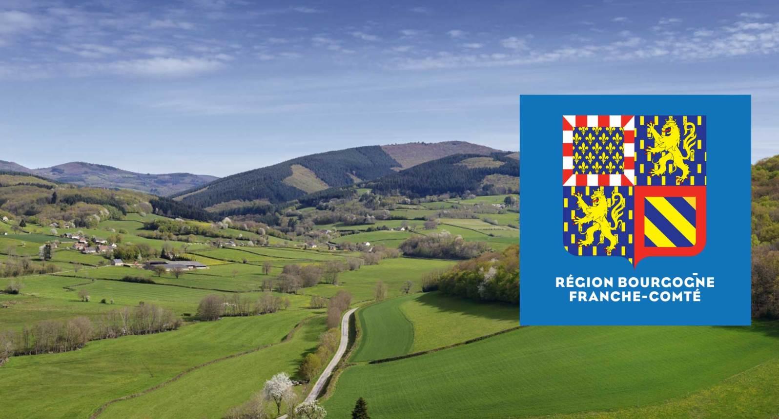 Plaque Immatriculation et Bourgogne Franche Comté
