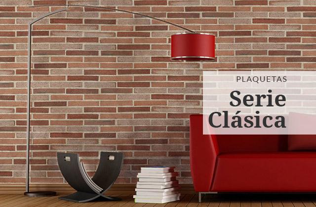 Plaquetas Serie Clasica