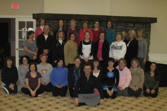 Plasha Yoga Studio - 21 years!