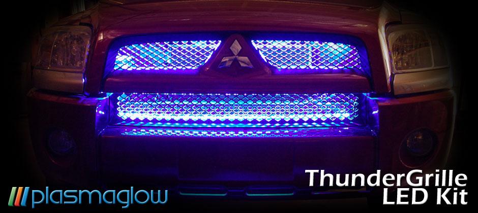 Atv Light Bar Wiring Kit Led Grille Light Kit Plasmaglow