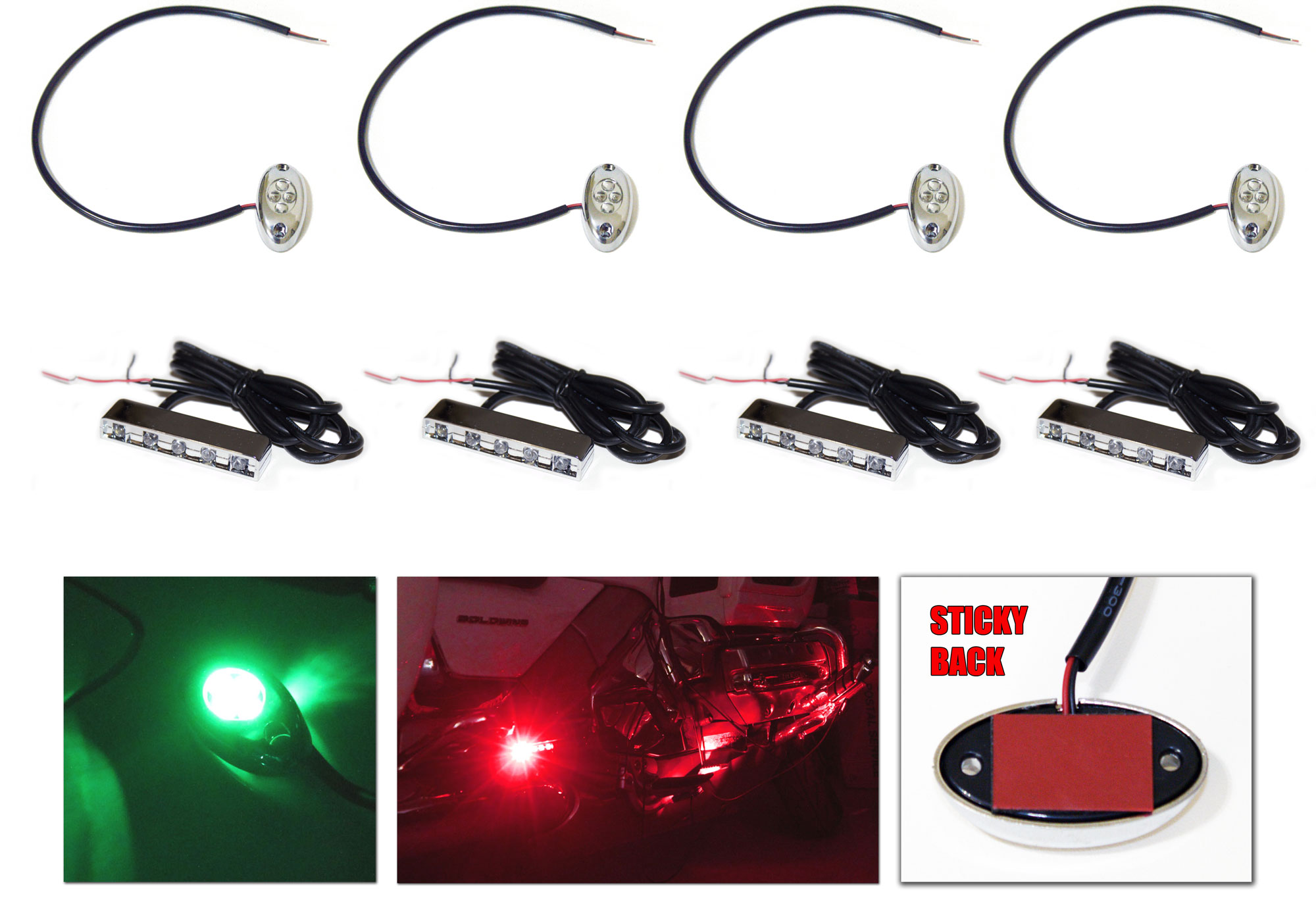 hight resolution of complete kit for wiring your motorcyle up or the interior of your car with this complete kit you have nothing to worry about just have extra wire on hand