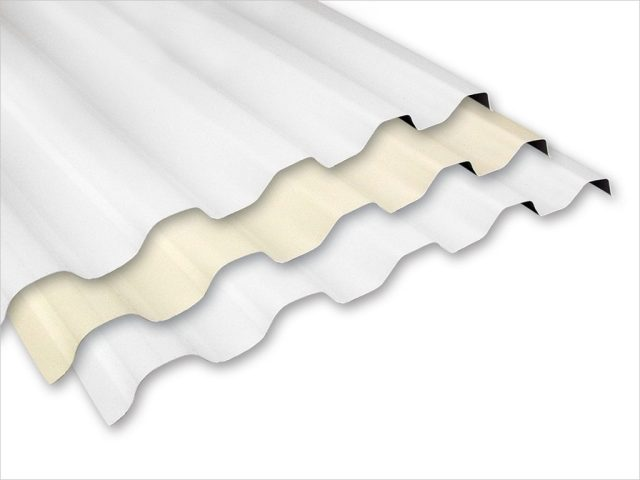 Panneau de PVC RibCore pour murs et plafonds