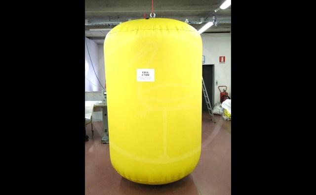 dispositivi stagni per posizionamento pipe-line da 3 ton