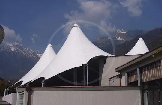 Tent theater dim. 40 x 40