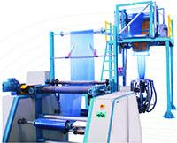 Stretch Cling PVC Blown Film Plant