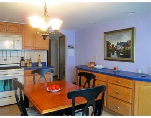 Kitchen before -- Plaster & Disaster