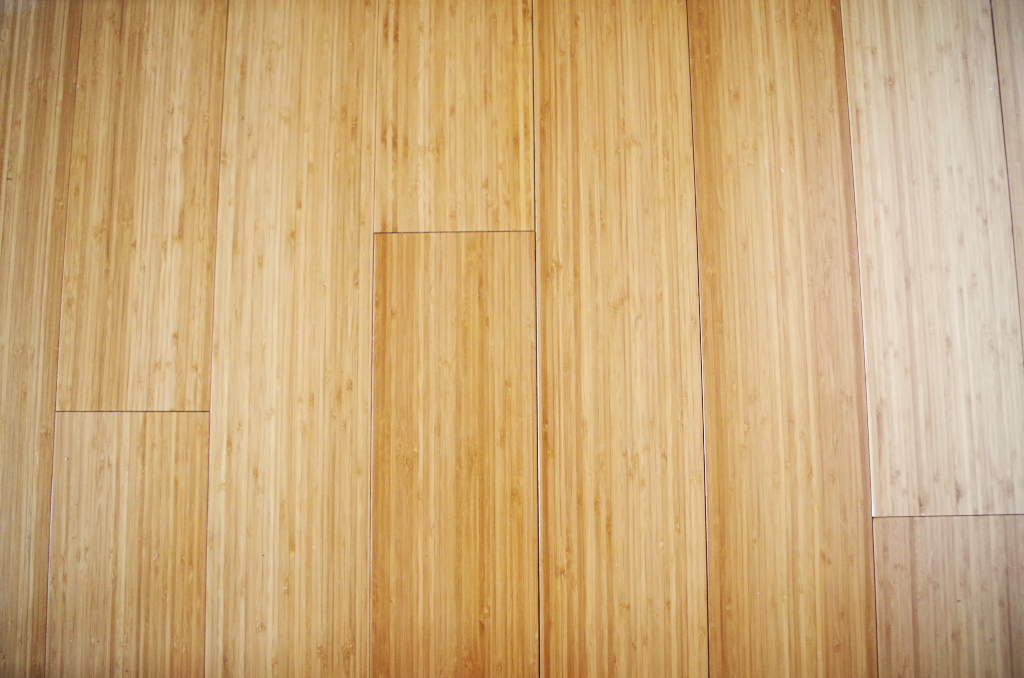 Pros and Cons of Bamboo Floors - Close-Up - Plaster & Disaster
