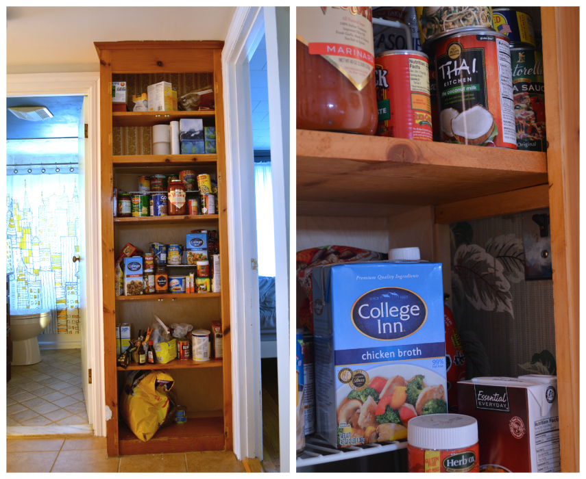 Pantry -- Plaster & Disaster