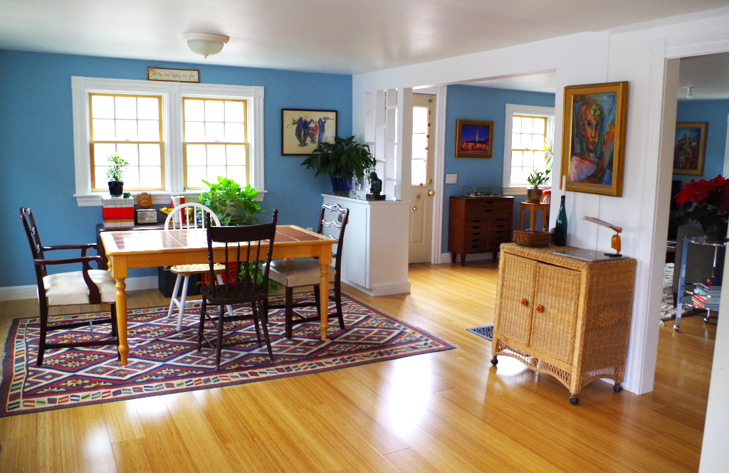 Pros and Cons of Bamboo Floors - House View - Plaster & Disaster
