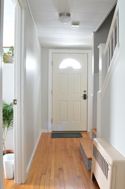 Home improvement - Painting an interior door -- Plaster & Disaster
