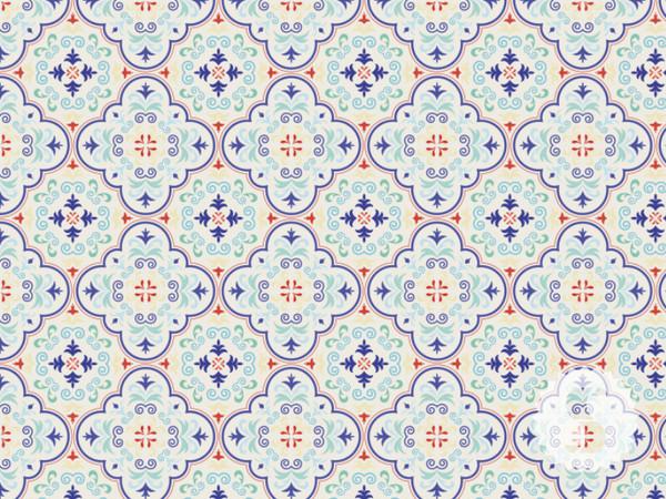 Tiles from swagpaper.com - Temporary Backsplash Using Renters Wallpaper - Plaster & Disaster
