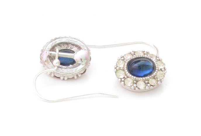 Convert clip-on earrings to regular earrings -- Plaster & Disaster