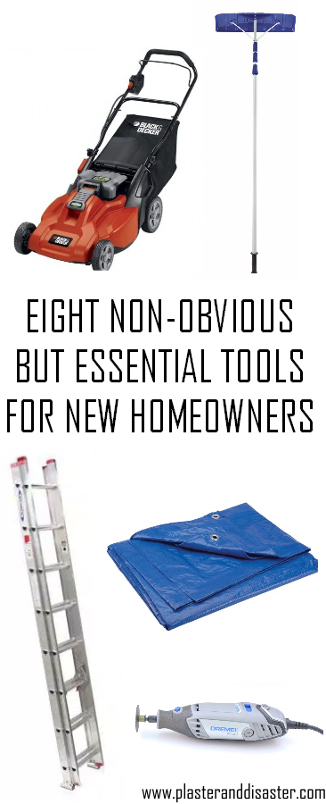 Essential Tools For Your Makeup Bag: Eight Non-Obvious But Essential Tools For New Homeowners