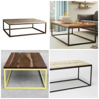 DIY Modern Metal Coffee Table (aka The Time I Attempted to ...