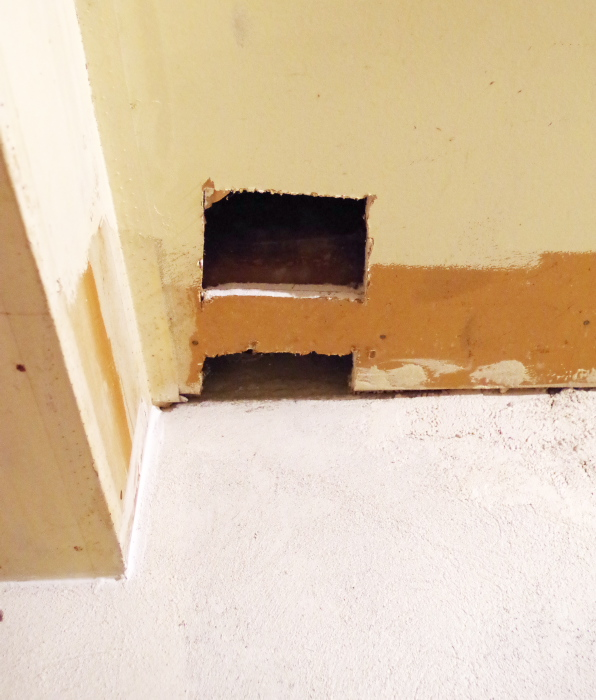 Garage Update: Ceiling Sealing – Plaster & Disaster