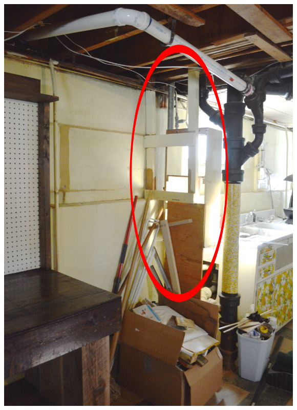 Basement workshop -- Plaster & Disaster