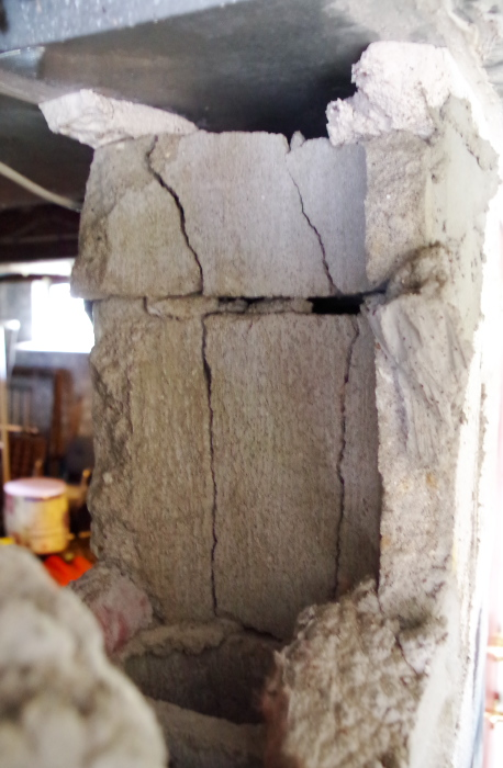 How To Fix A Big Hole In A Cement Wall Plaster Amp Disaster