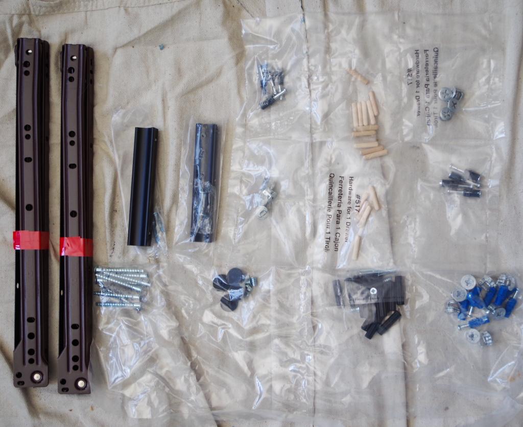 Bedside Tables 7 - Plaster & Disaster