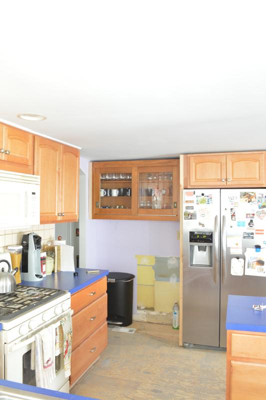 Kitchen cabinets -- Plaster & Disaster