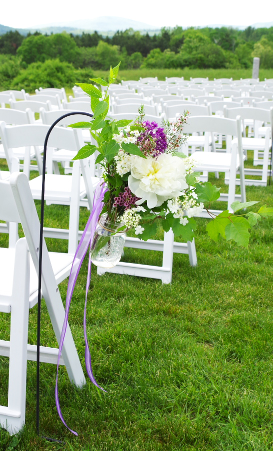 DIY Wedding Flowers - The Arrangements - Plaster & Disaster