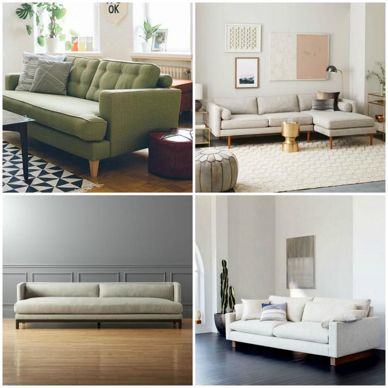 Sofa legs -- Plaster & Disaster
