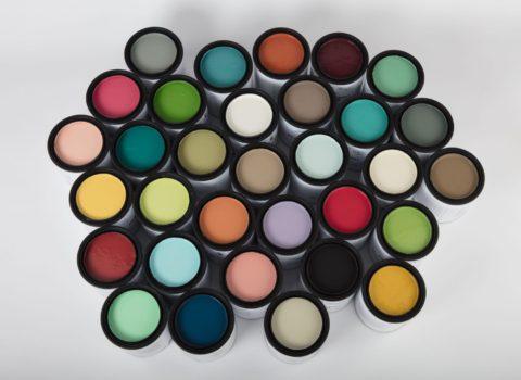 Plaster Paint Colours