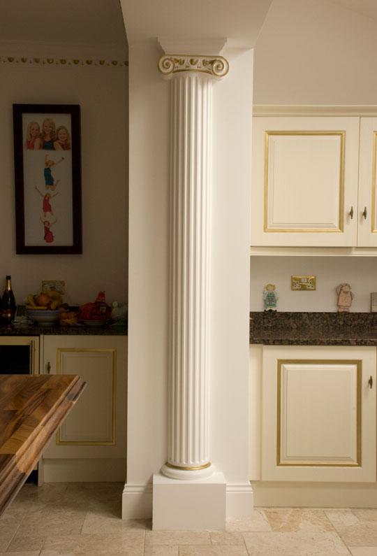 Plaster Columns From Plasterwrx Restoration Manufacture