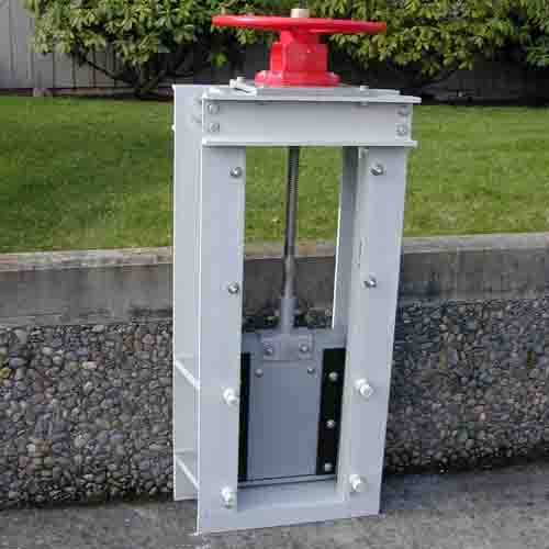 Heavy Duty Titeseal Sluice Gate