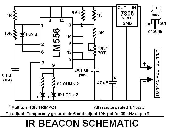 Circuit Also Module Munication Circuit On 556 Timer